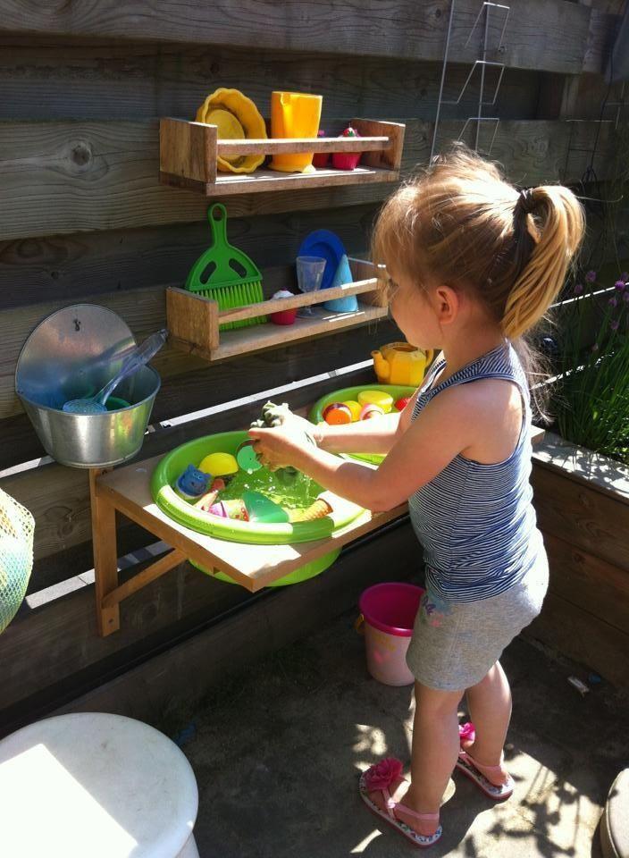 Идеи для детского уголка на даче своими руками фото